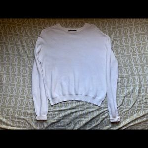 Brandy Melville Knitted sweatshirt
